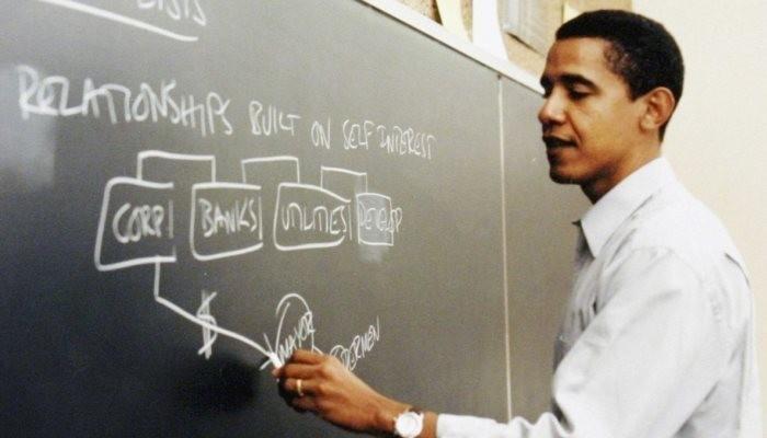 Obama community organizer