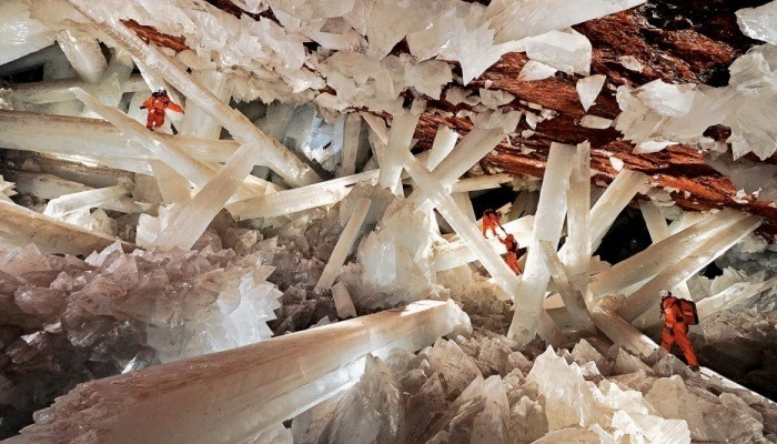 Cave of Crystals: Mexico