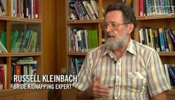 Bride Kidnapping Expert