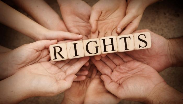 rights in hands