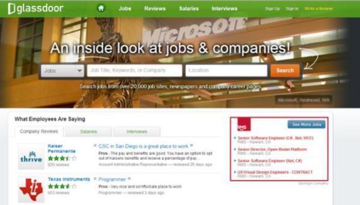 good websites to look for jobs