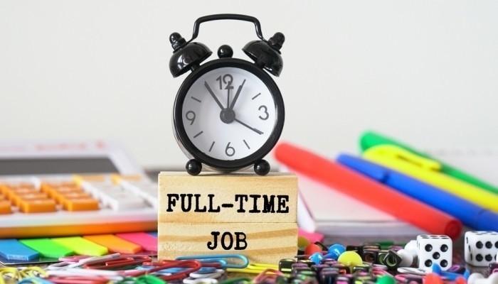 Full-Time Job