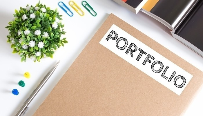 How To Organize Your Portfolio For Your Job Interview