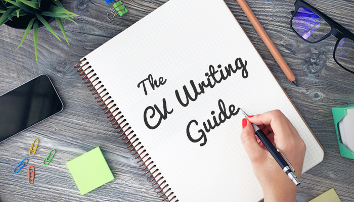 cv writing guide