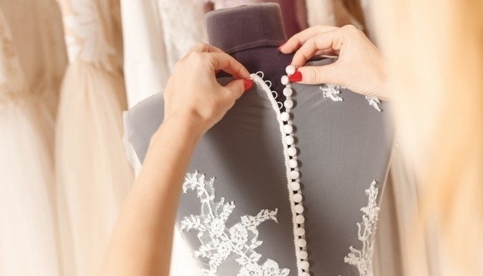 Tips To Become A Wedding Dress Designer
