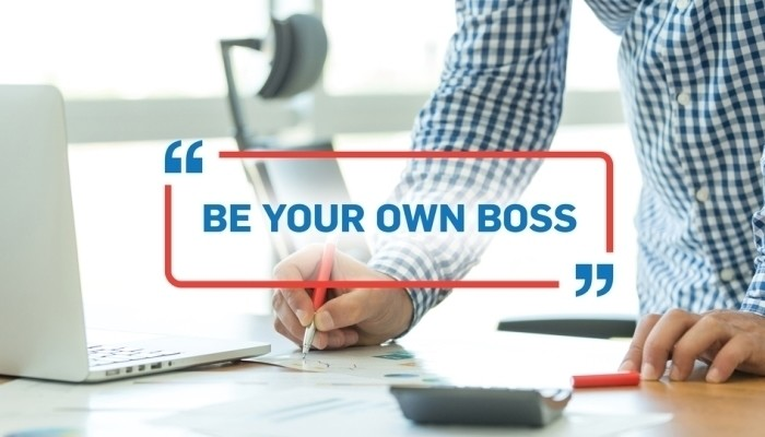 benefits and advantages of working as an essay writer man writing be your own boss