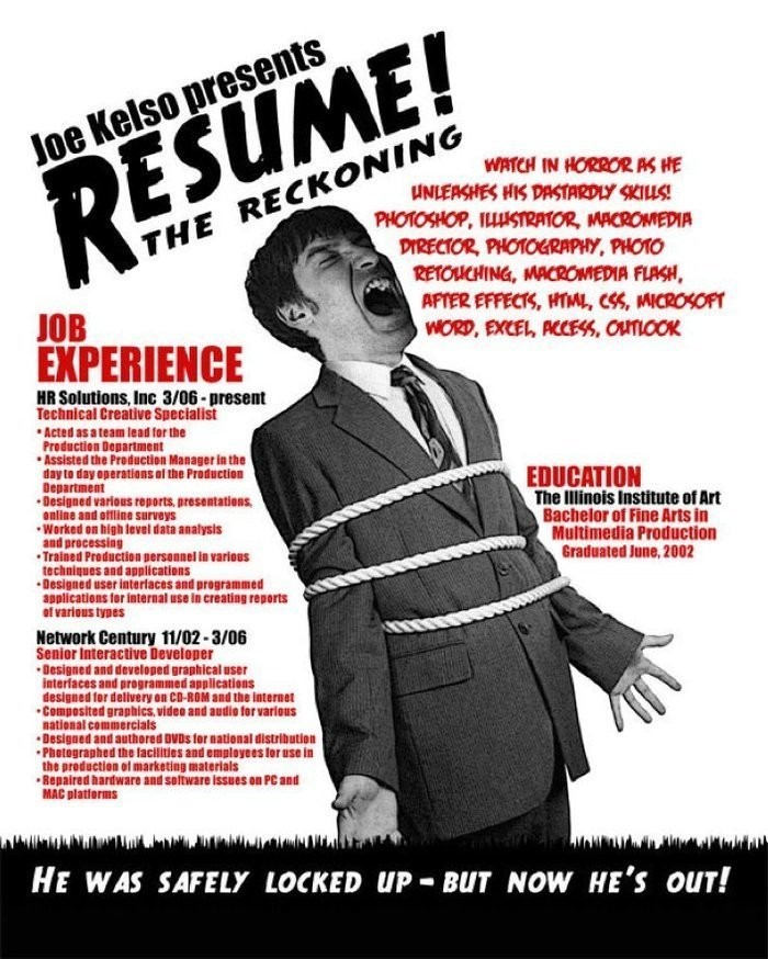 Qualifications On Resume Word  Amazing D Cv Ideas  Examples Excellent Resume Templates Excel with Building A Resume Tips  The Horror Movie Poster Bartender Resume Example Word