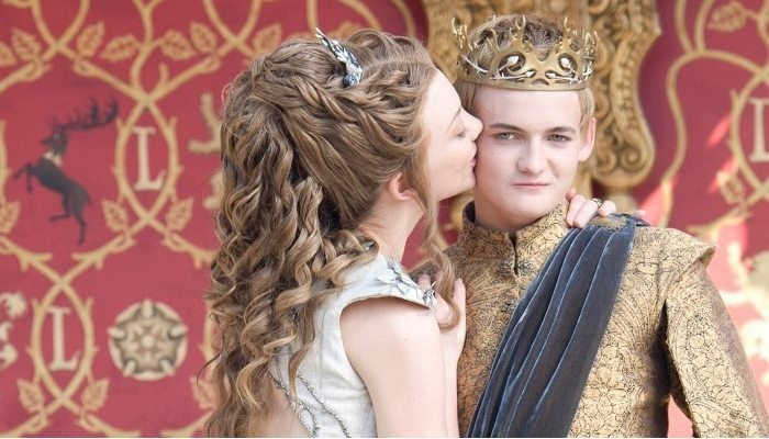 king joffrey and queen margaery