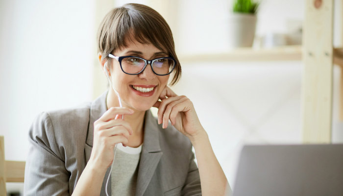 Image result for clean look skype interview