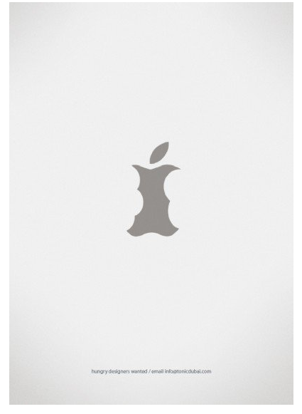 apple advert
