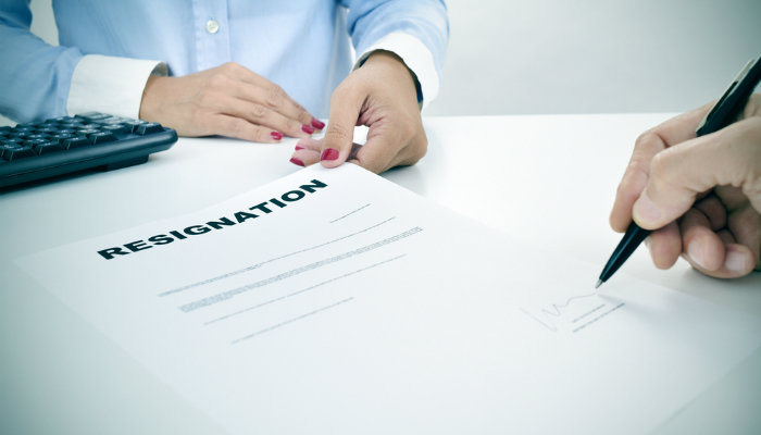 How To Write A Resignation Letter: Formatting, Tips & Sample