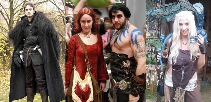 game of thrones halloween costumes win prizes halloween costumes for work 35 creative ideas