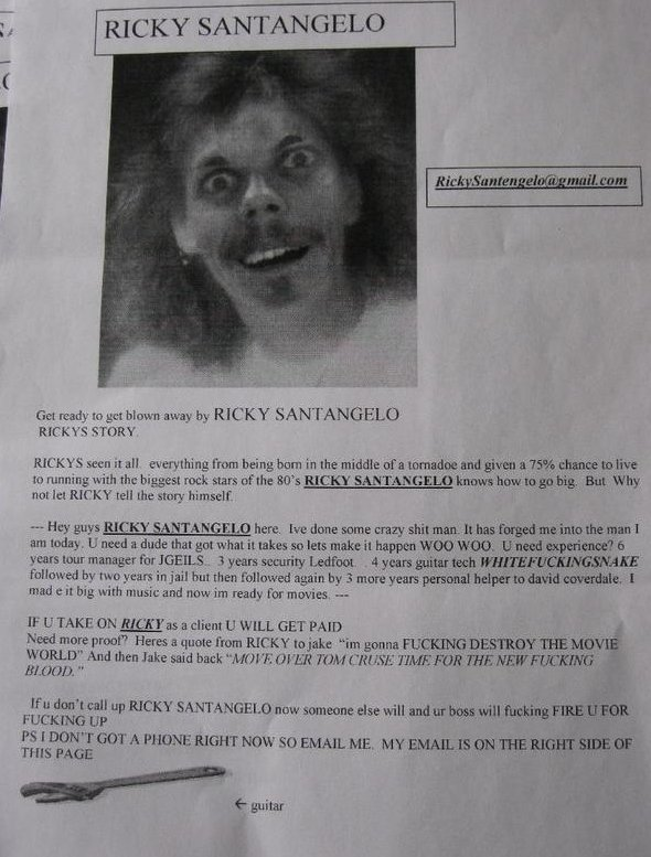 funny resumes