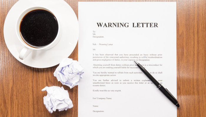 How to Write a Warning Letter to an Employee (+ Samples)