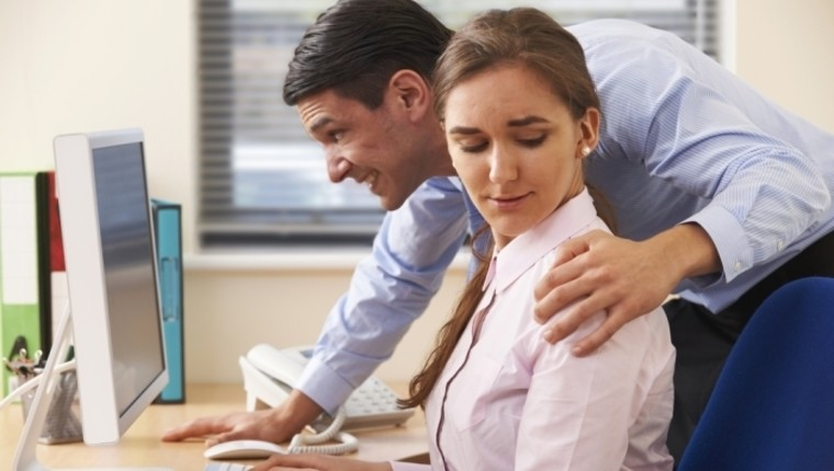 Sexual Harassment of Female Colleague