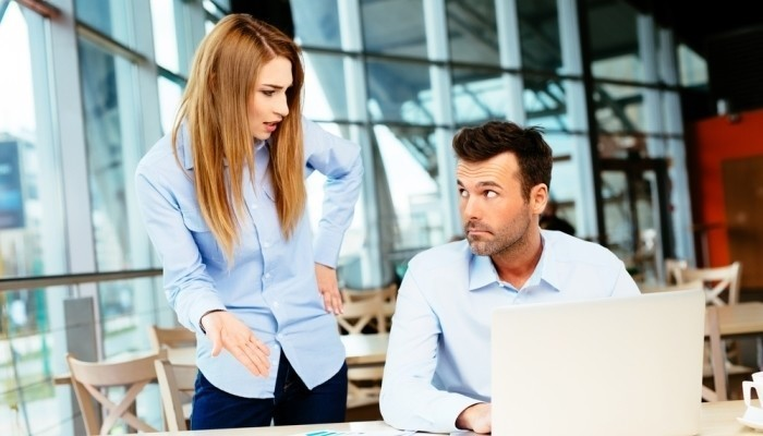 4 Reasons You Shouldn't Get Defensive at Work