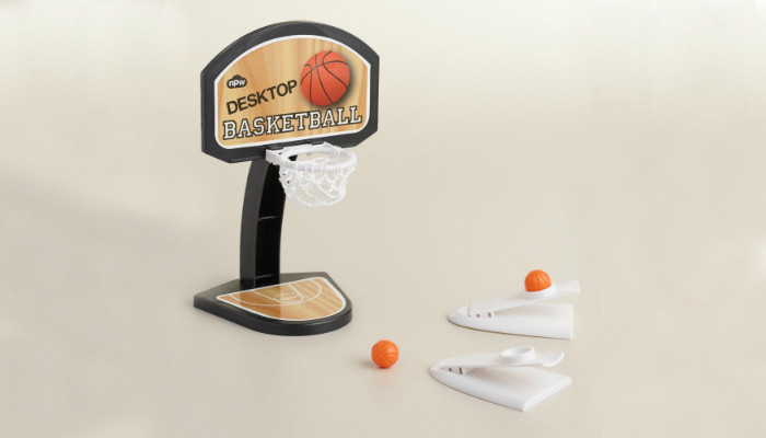 Desktop Basketball Set